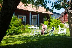 Johanssons Gårdshotell i Roslagen