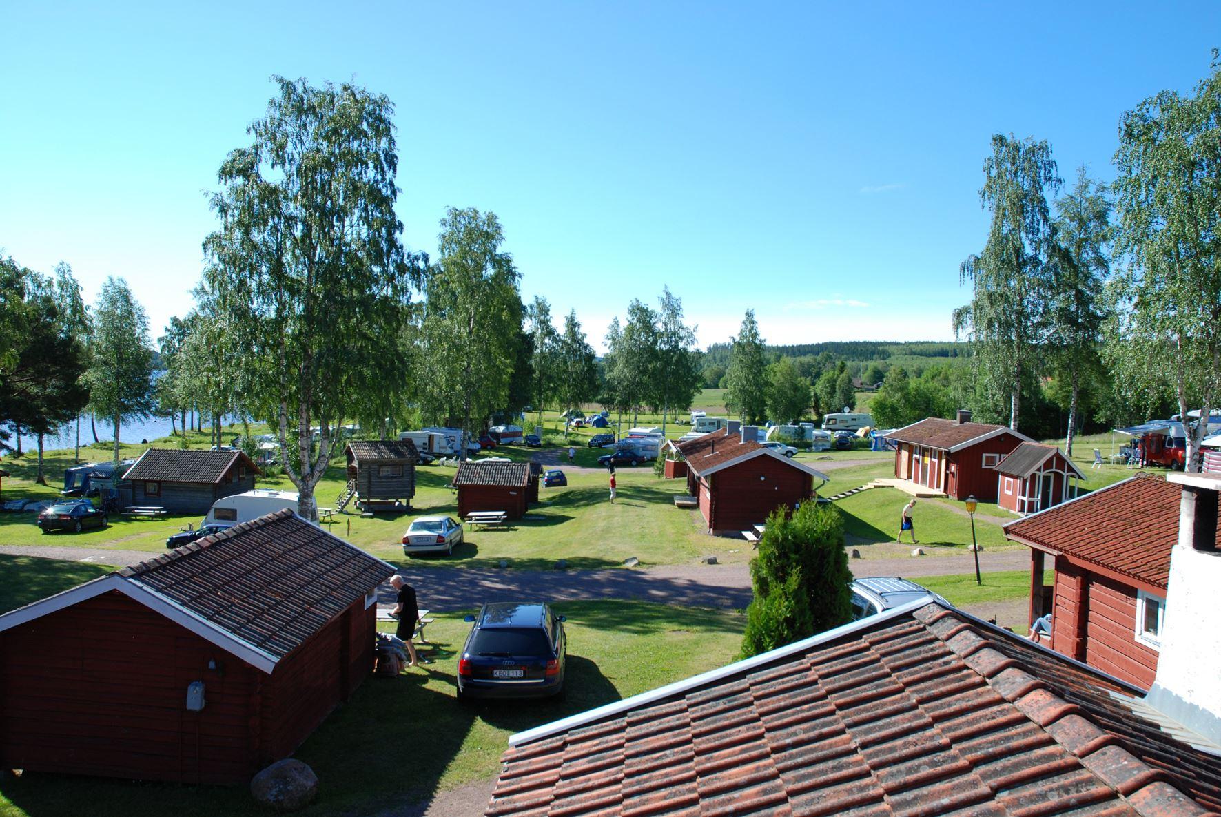 Västanviksbadets Camping Leksand