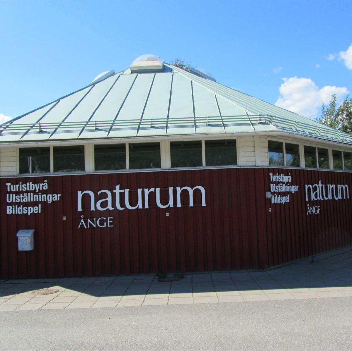 Naturum Ånge & turistbyrå
