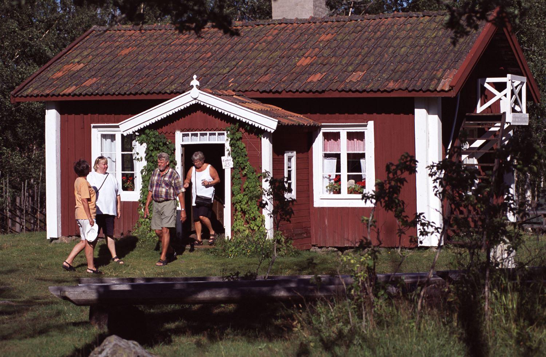 Foto: Ludvika Turistbyrå, Ekomuseum Bergslagen