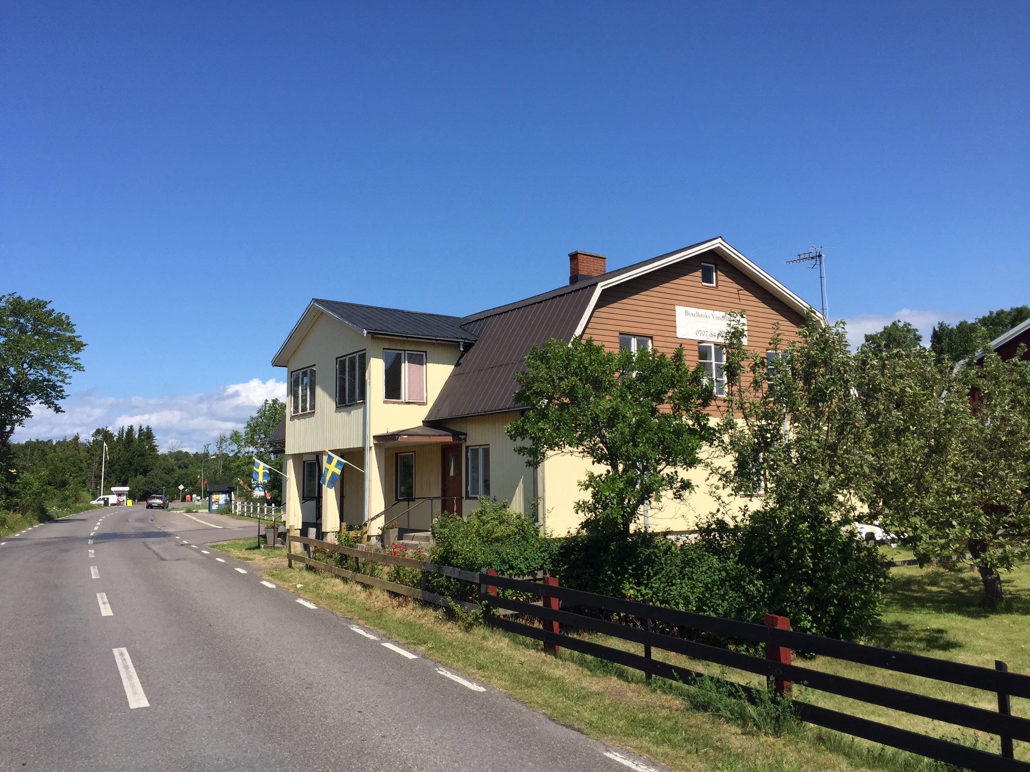 Villa Kroken i Byxelkrok