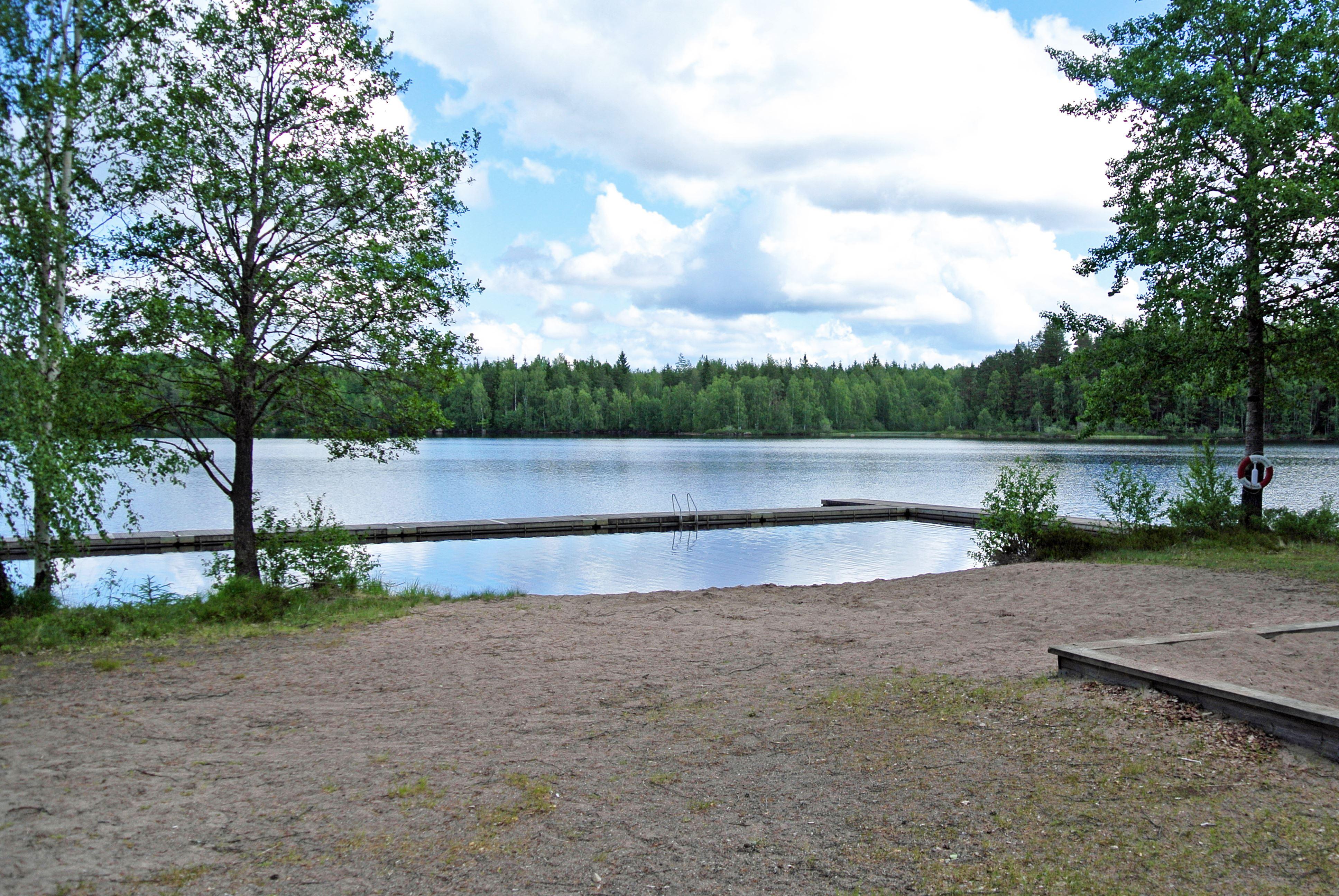 Nybro kommun,  © Nybro kommun, Orranäsasjön