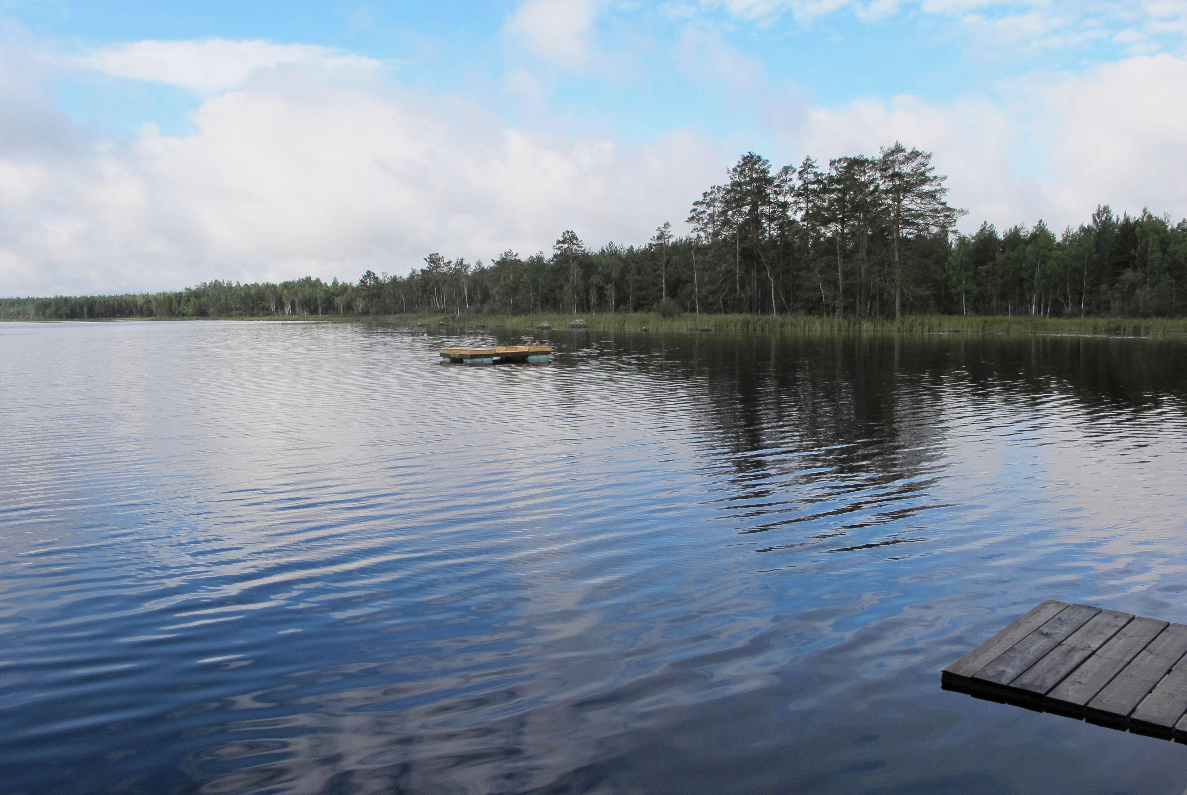 Nybro kommun,  © Nybro kommun, Stensjön