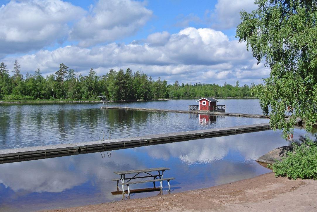 Store Hindsjön lake