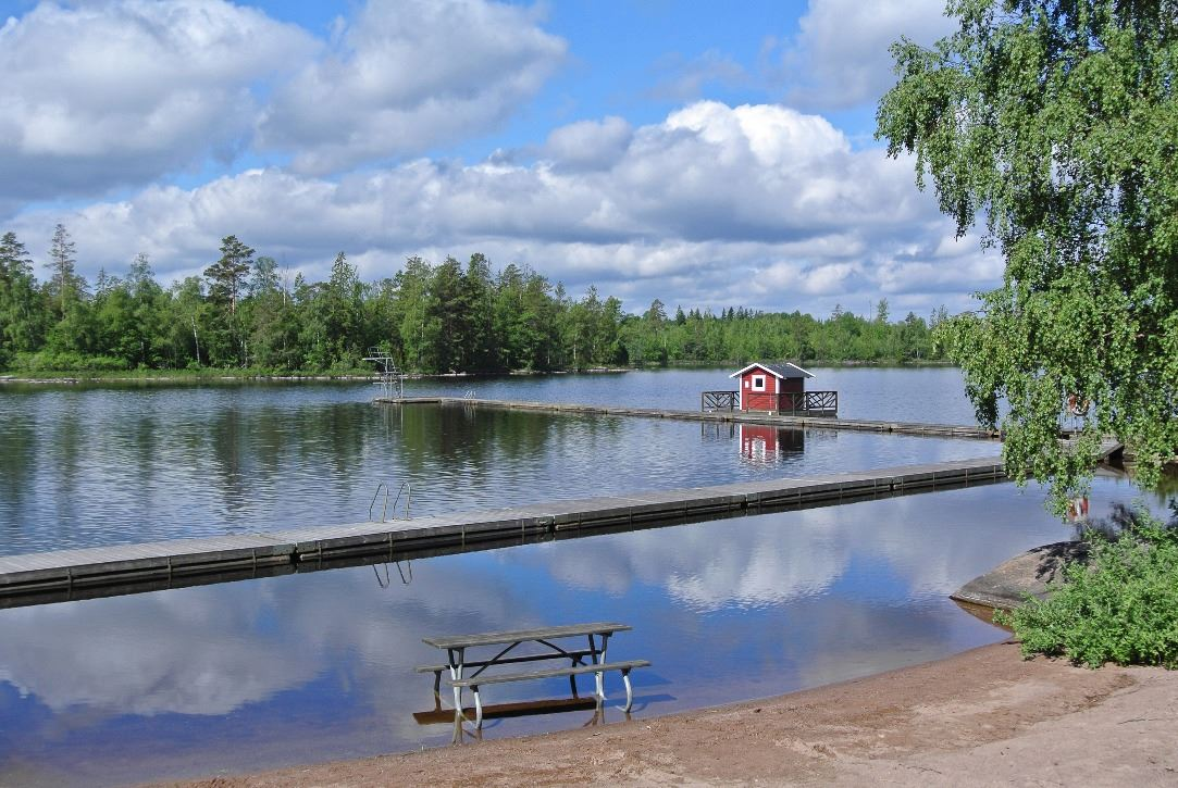 Nybro kommun,  © Nybro kommun, Store Hindsjön lake