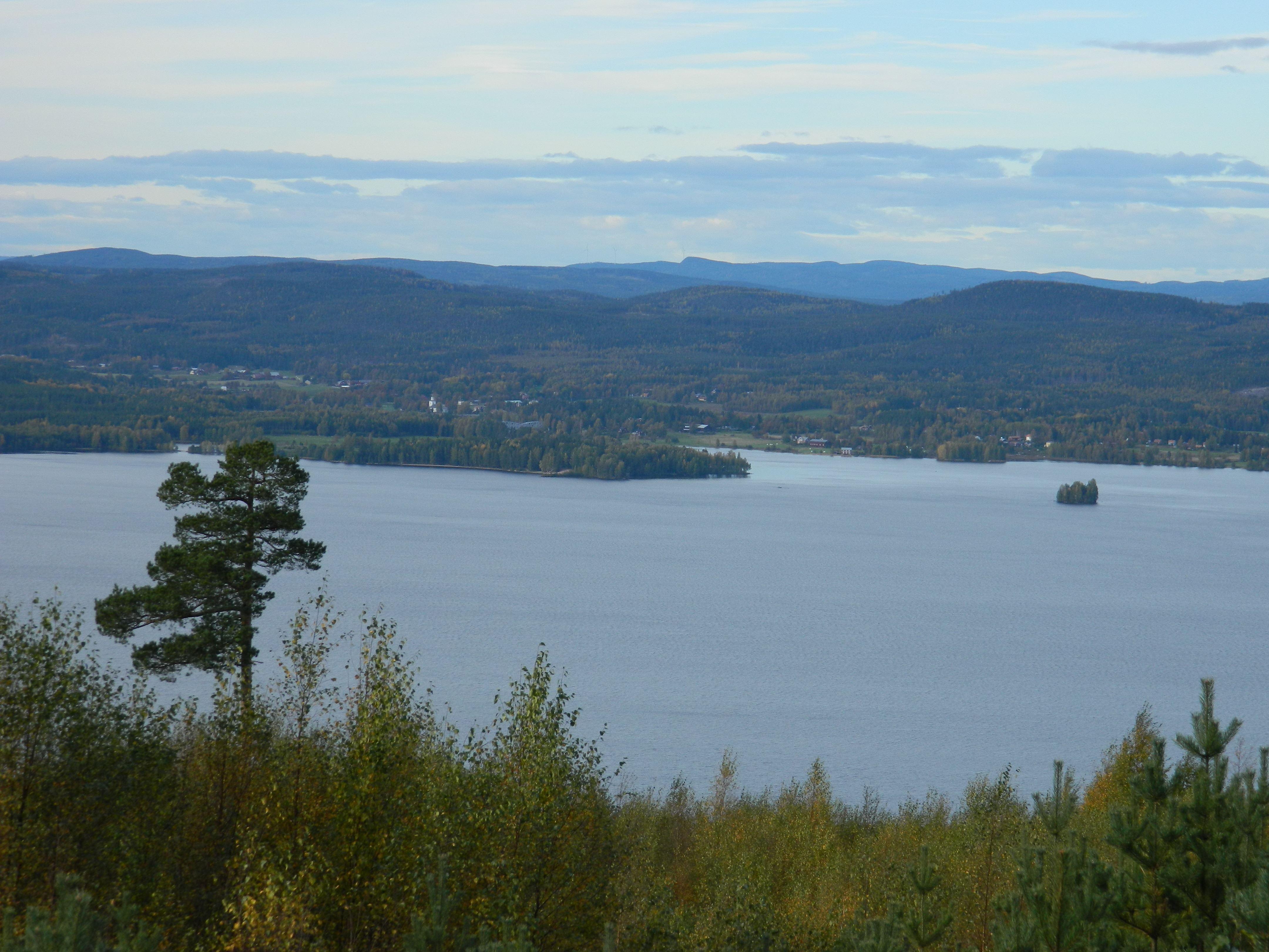 Utsiktsplats Digerberget