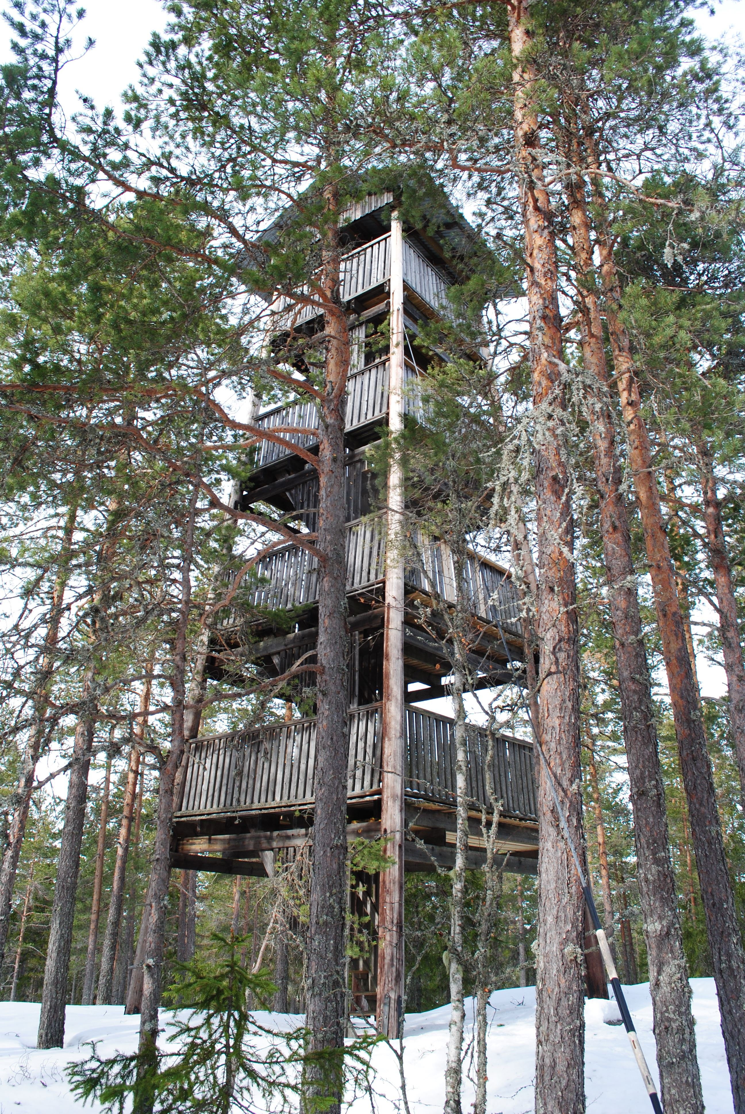 Utsiktsplats Hårgaberget