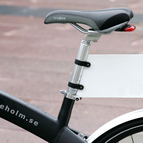 Marie Grönvold, Cykeluthyrning i området runt Hässleholm