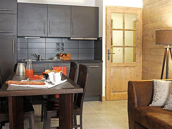 Lägenhet för upp till 8 personer med 4 rum på Les Fermes Emiguy - Les Gets