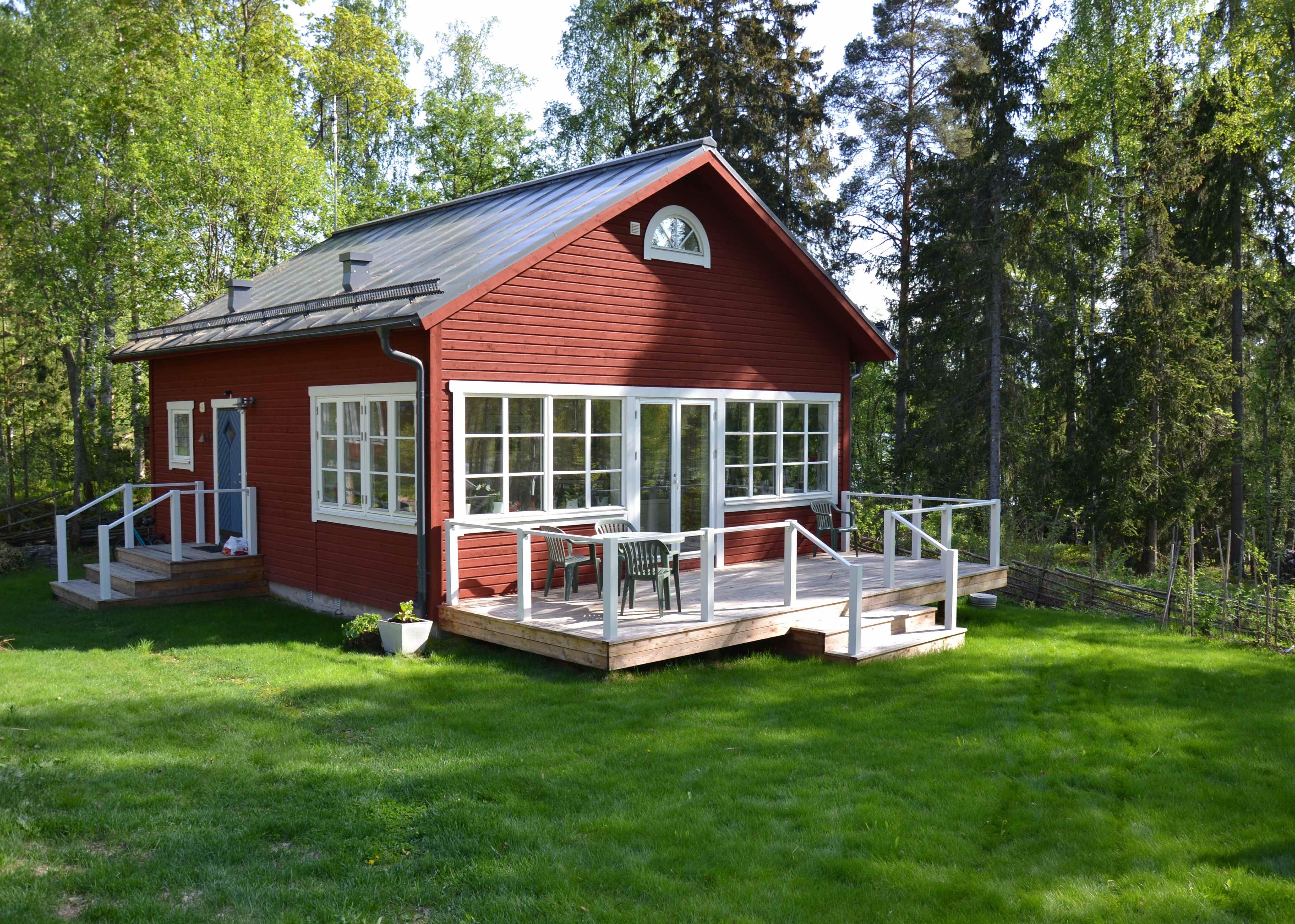 FS510, Korsgården, Falun