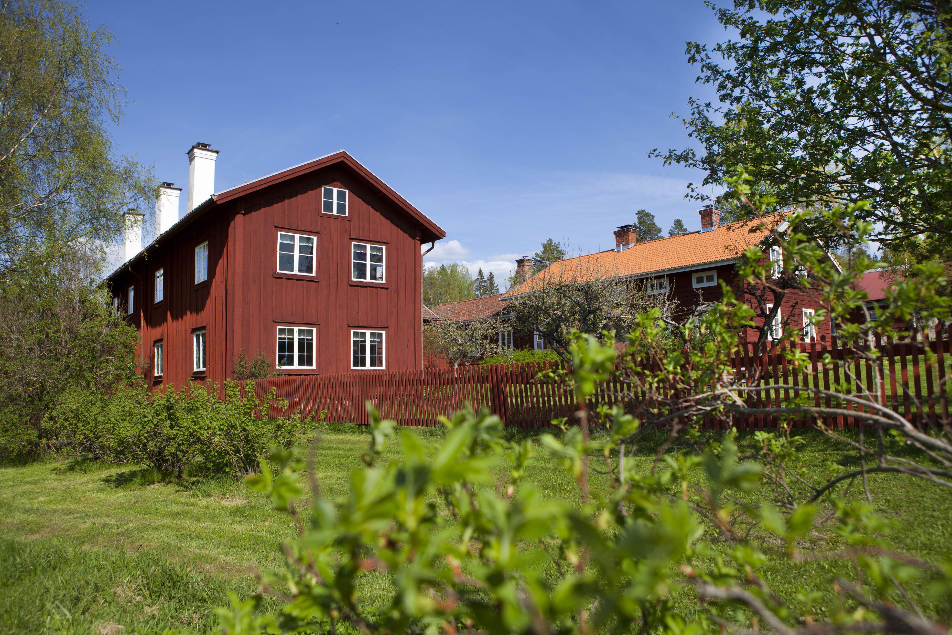 Visning av världsarvsgården Kristofers i Stene i Järvsö!