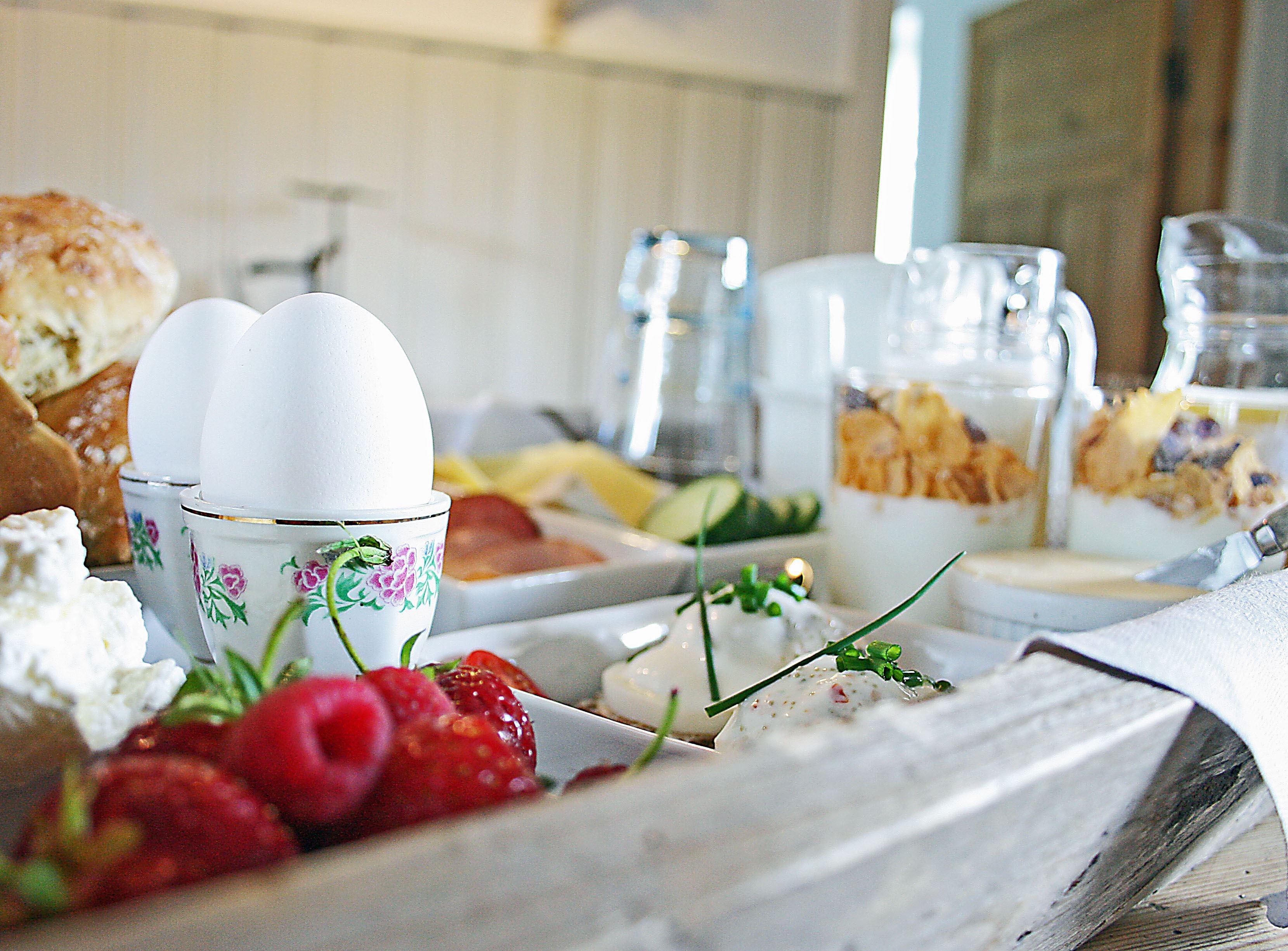 Karlsborg rum och frukost