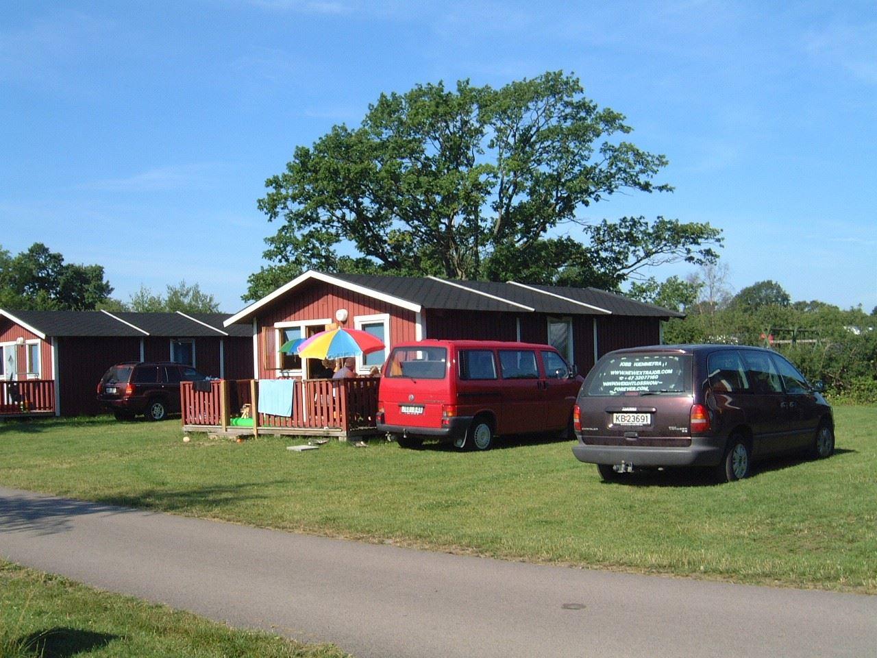 Ekerum Camping/Ferienhäuser