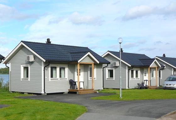 Bodens Camping & Bad/Ferienhauser