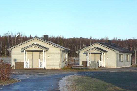 Bodens Camping & Bad/Cottages