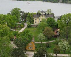 Klubbensborg SVIF vandrarhem i Hägersten, Stockholm