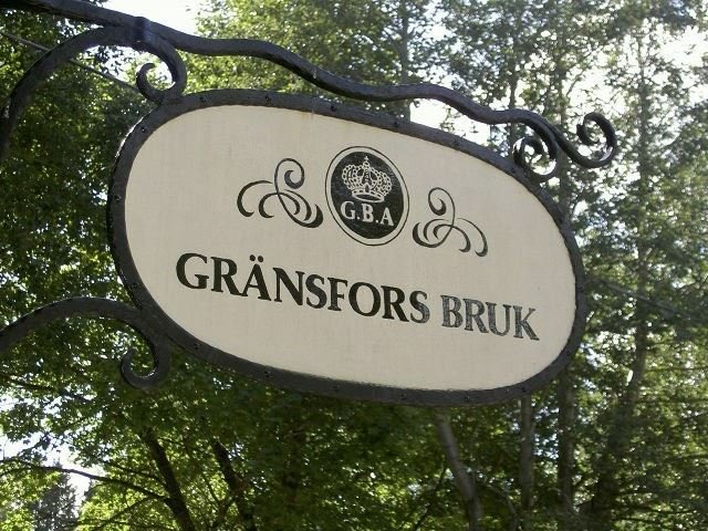 Gränsfors Bruk - axes and forging