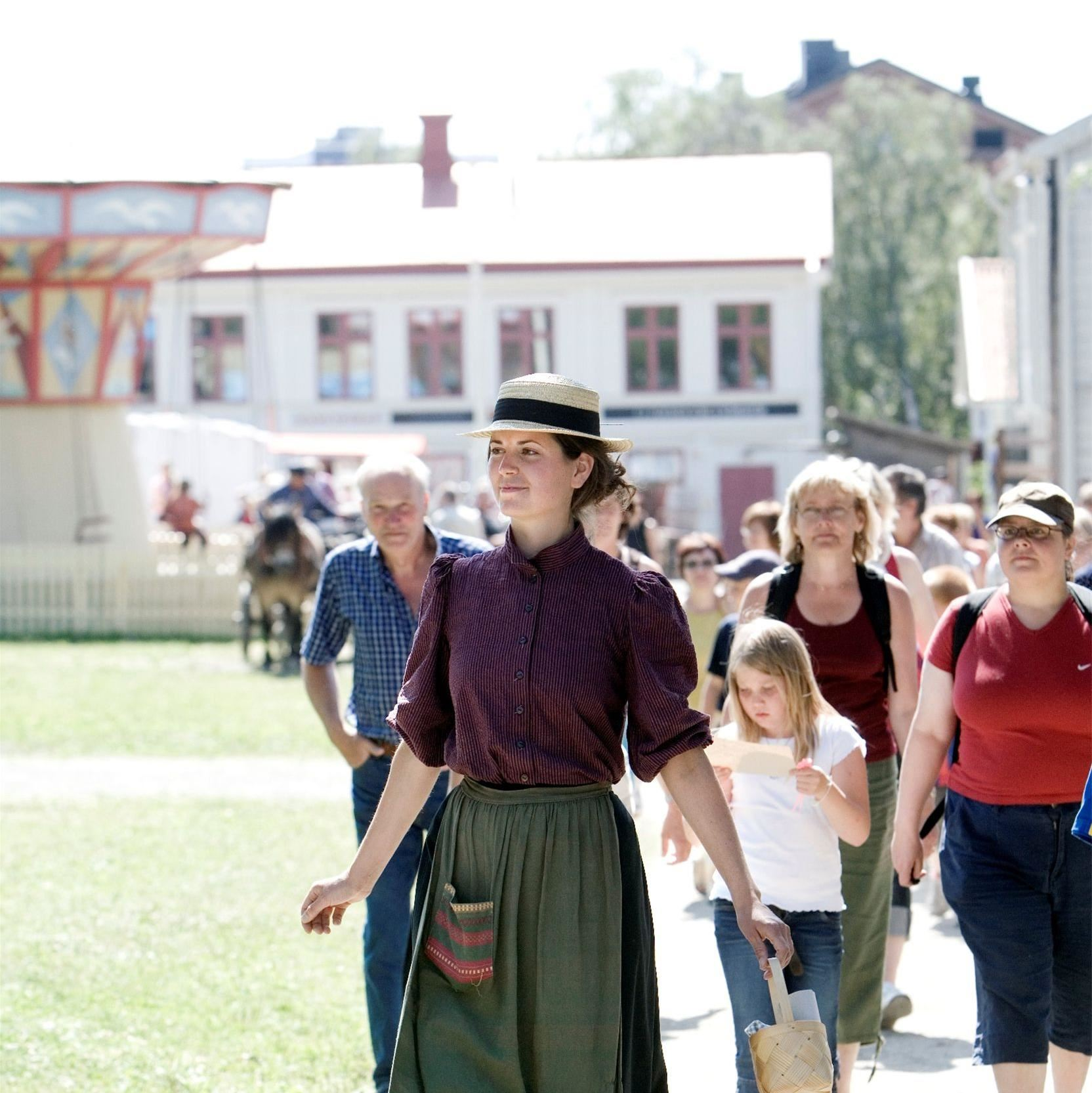 Tina Staffren,  © Turist- & Kongressbyrån i Östersund/Tina Stafrén, Jamtli