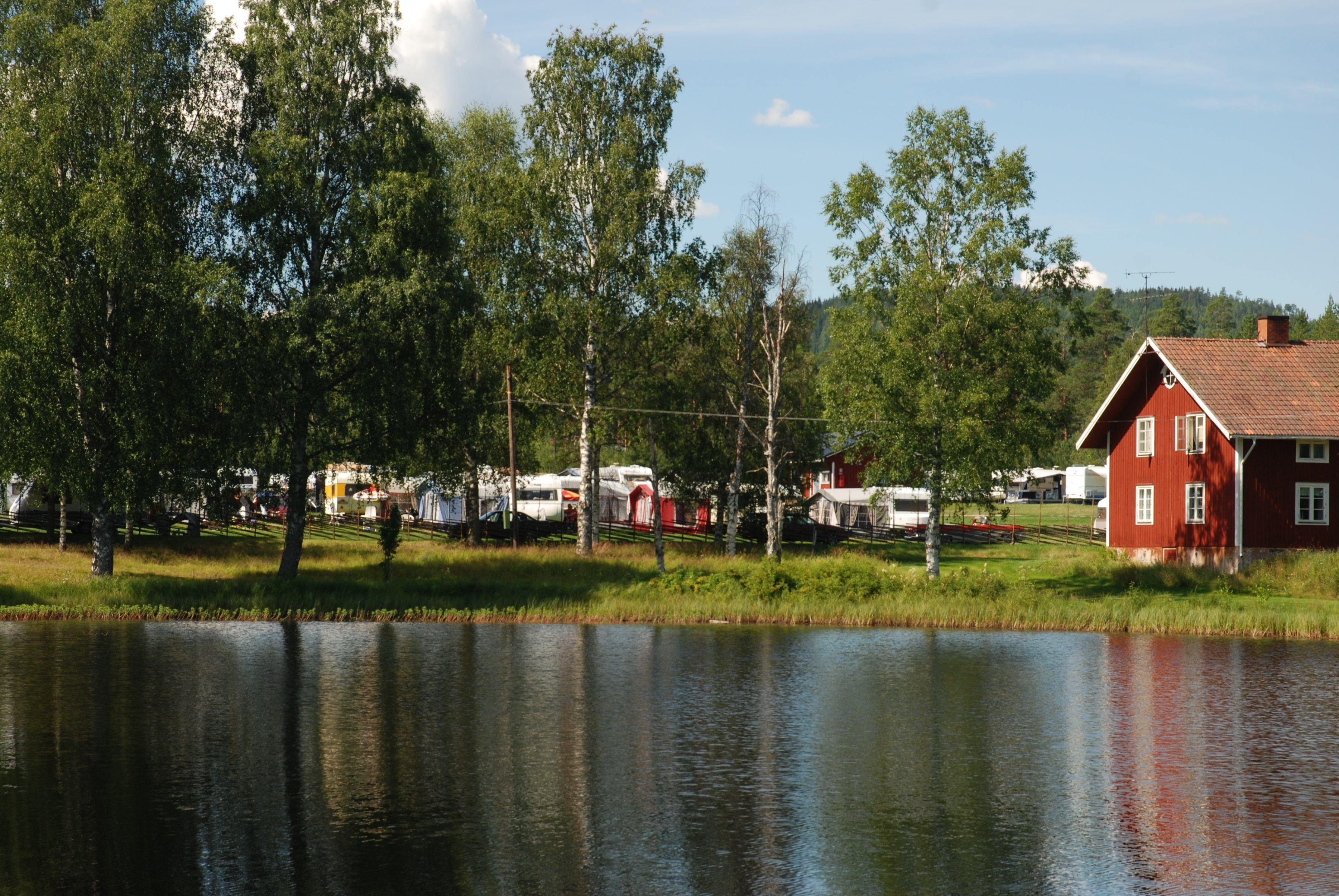Gunnar Lindholm, Lindesnäs Camping