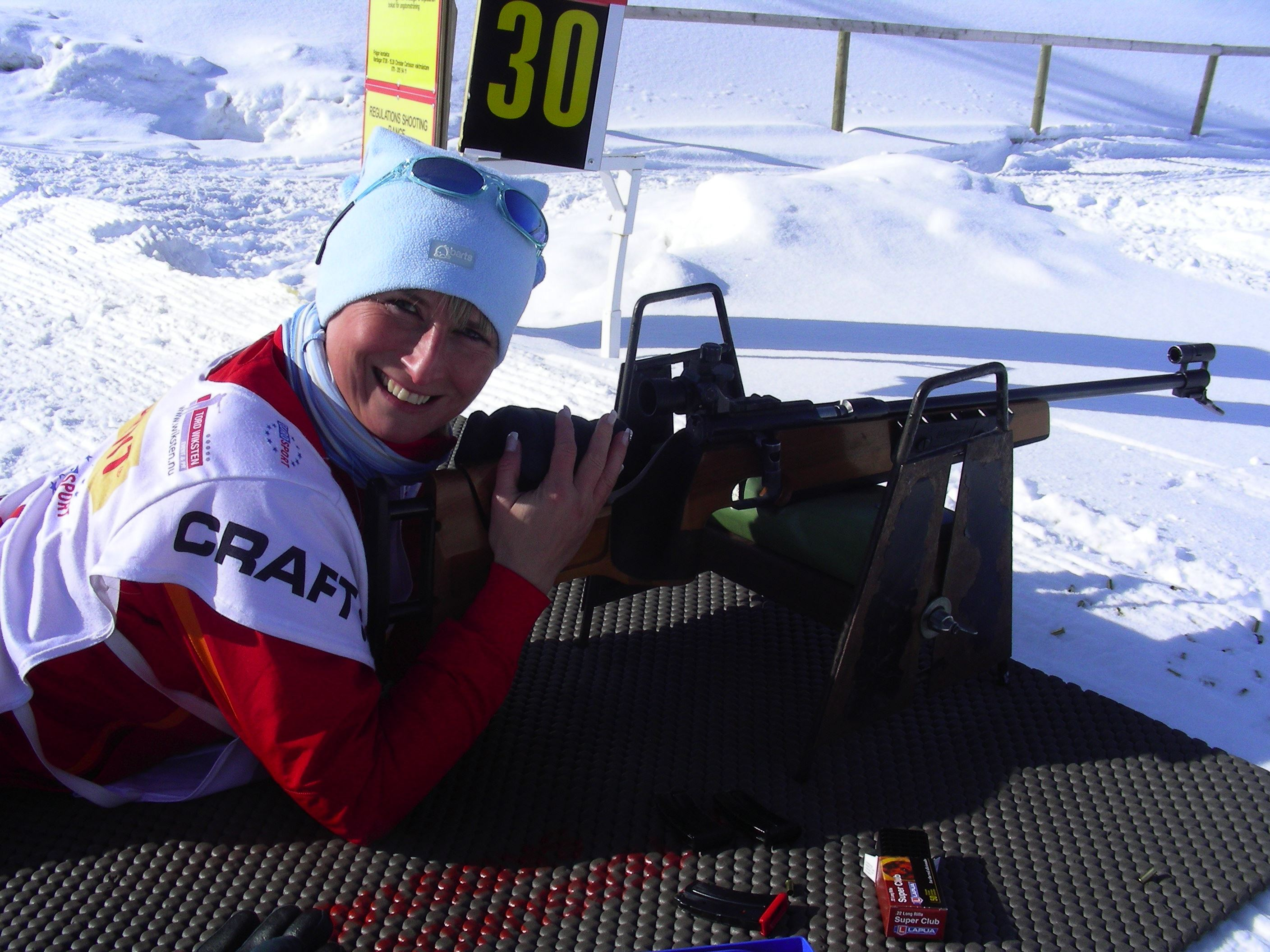 Foto: Tord Wiksten,  © Copy: Tord Wiksten, Try the Biathlon