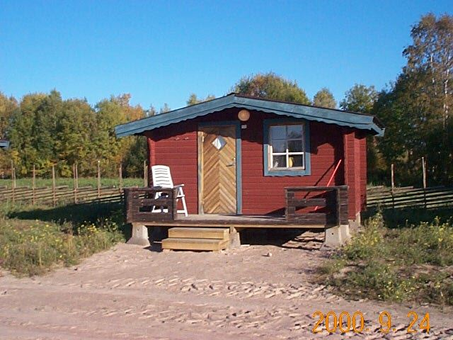 Västerdala On West AB cottages and caravan pitches. (copy)
