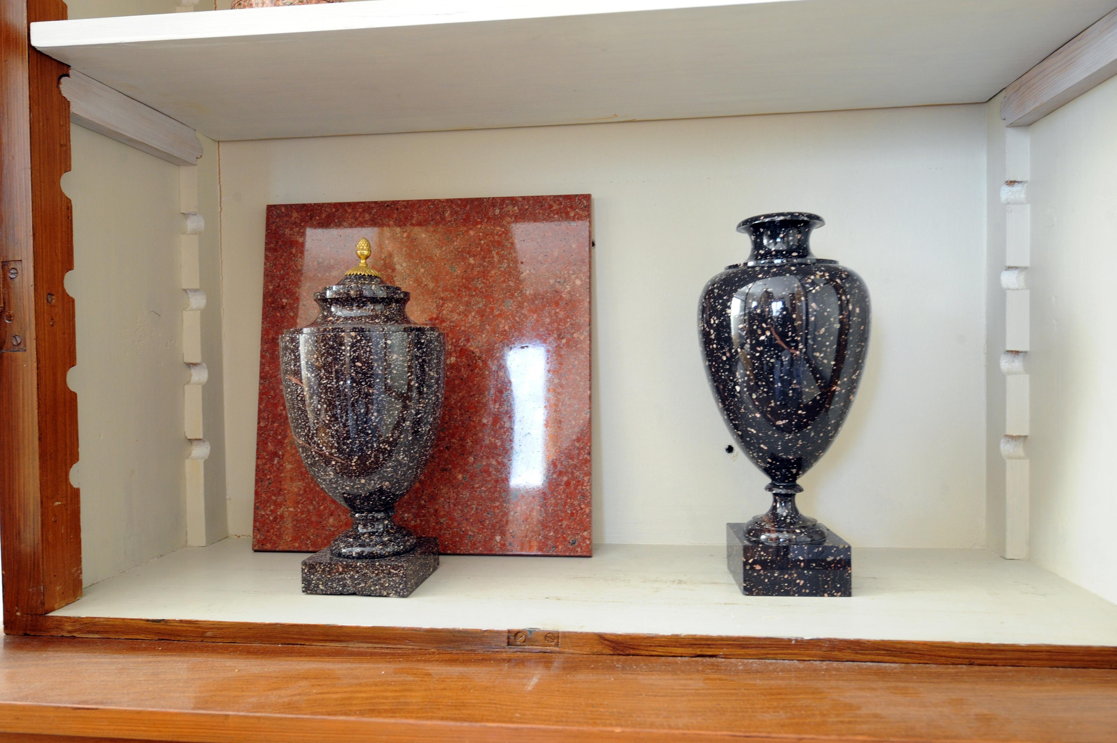 Porfyr- & Hagströmmuseet