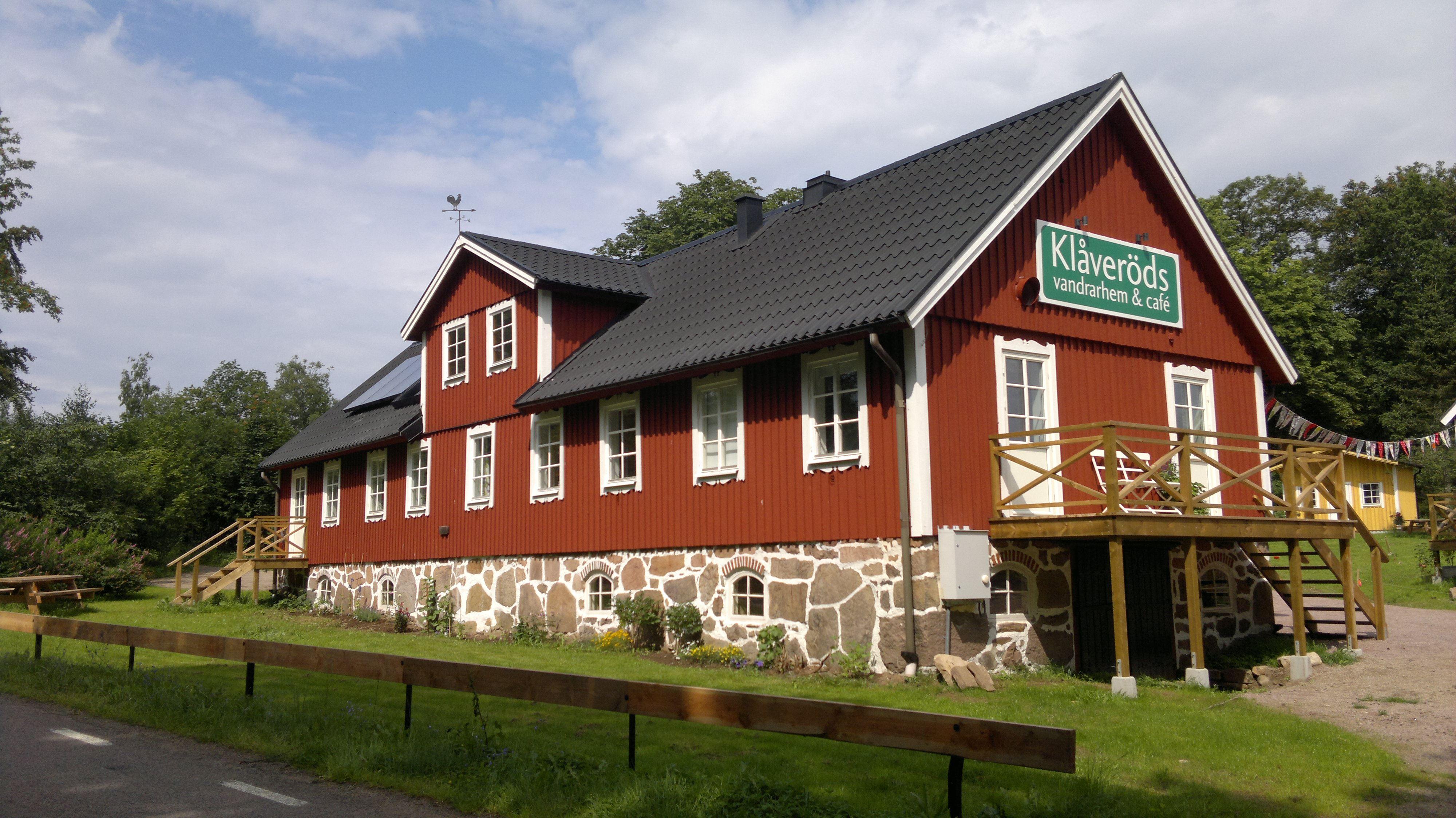 Klåveröd SVIF Hostel in Kågeröd.