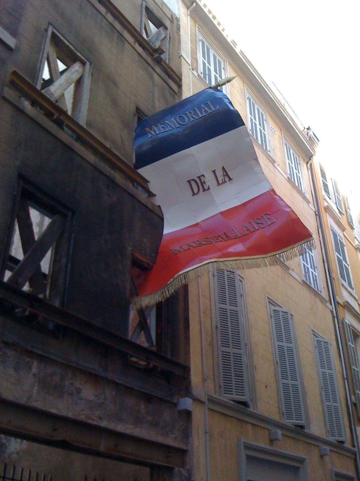 Quartier historique Belsunce : de l'agrandissement au Mémorial de la Marseillaise
