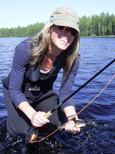 Flugfiskeweekend - guidade turer