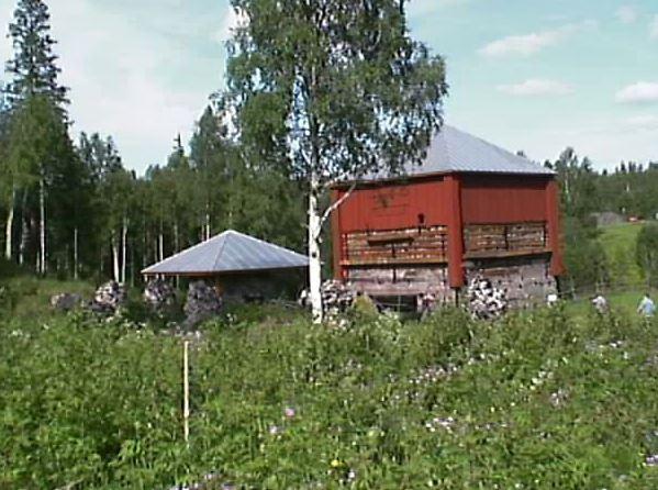 © Gagnefs Turistbyrå, Tanså Hytta