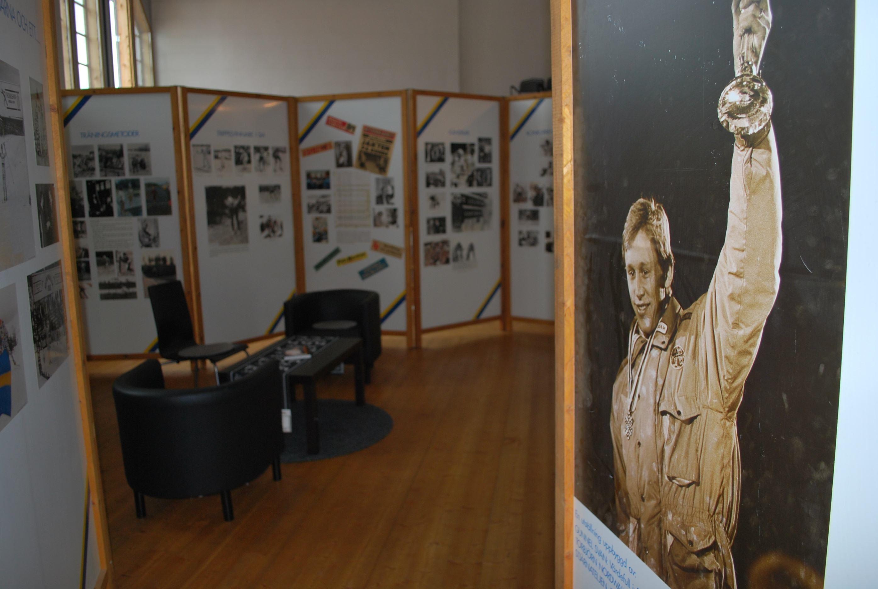 Gundes utställning