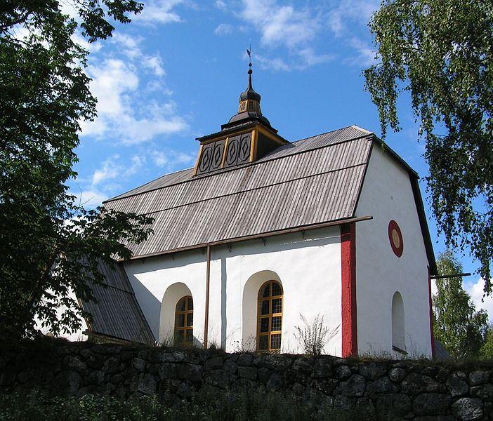 © Kramfors kommun, Ytterlännäs gamla kyrka