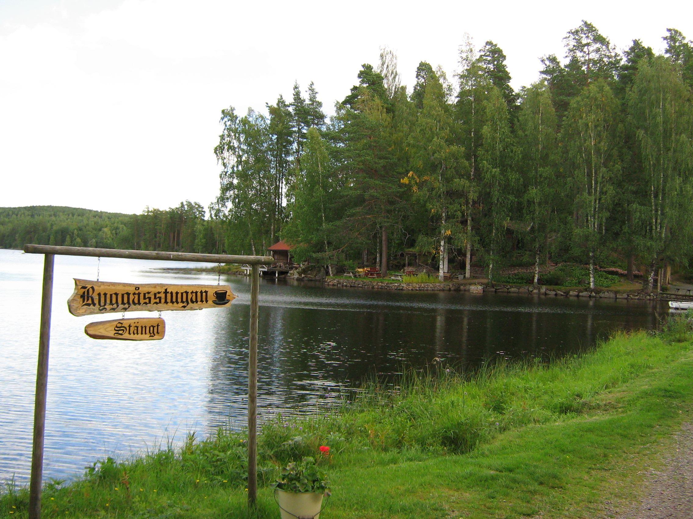 Ryggåsstugan, Snöån, Dala-Järna