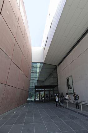 Silo et archives et bibliothèque départementales