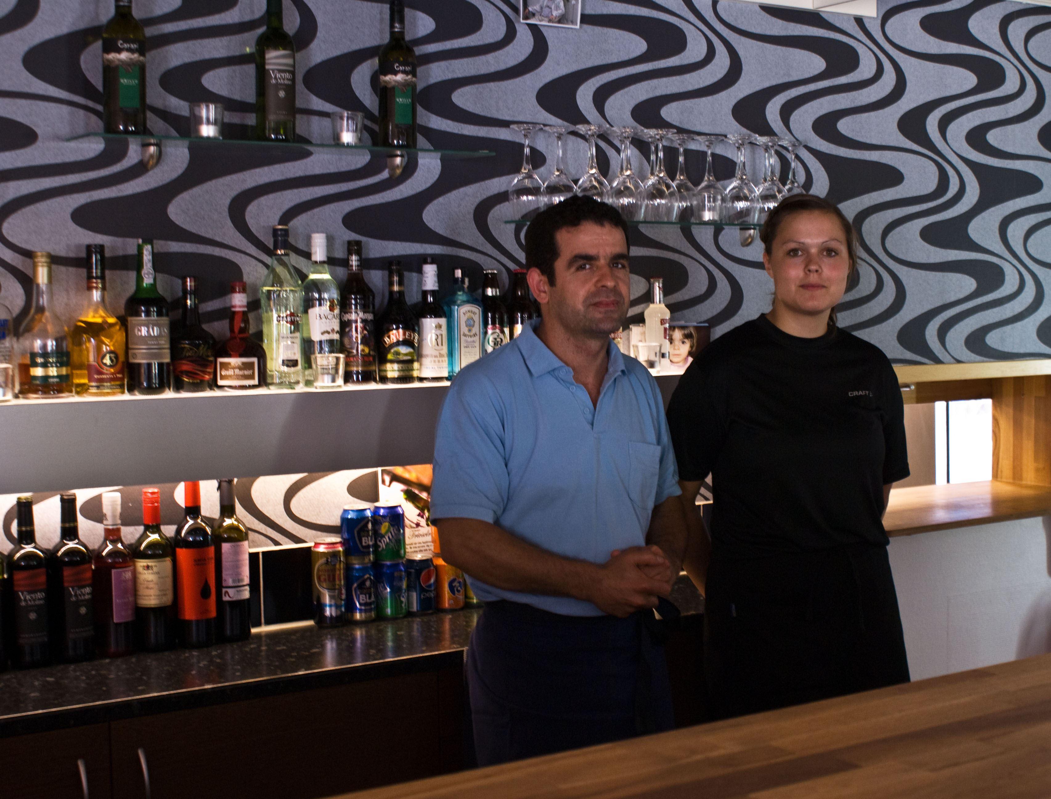 Sofia Bjurström, Restaurang Saltvik