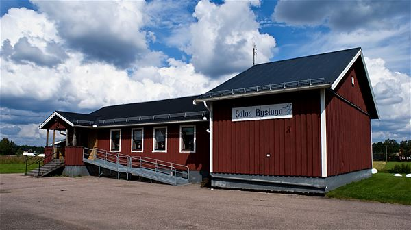 Sofia Bjurström, Sälas bystuga