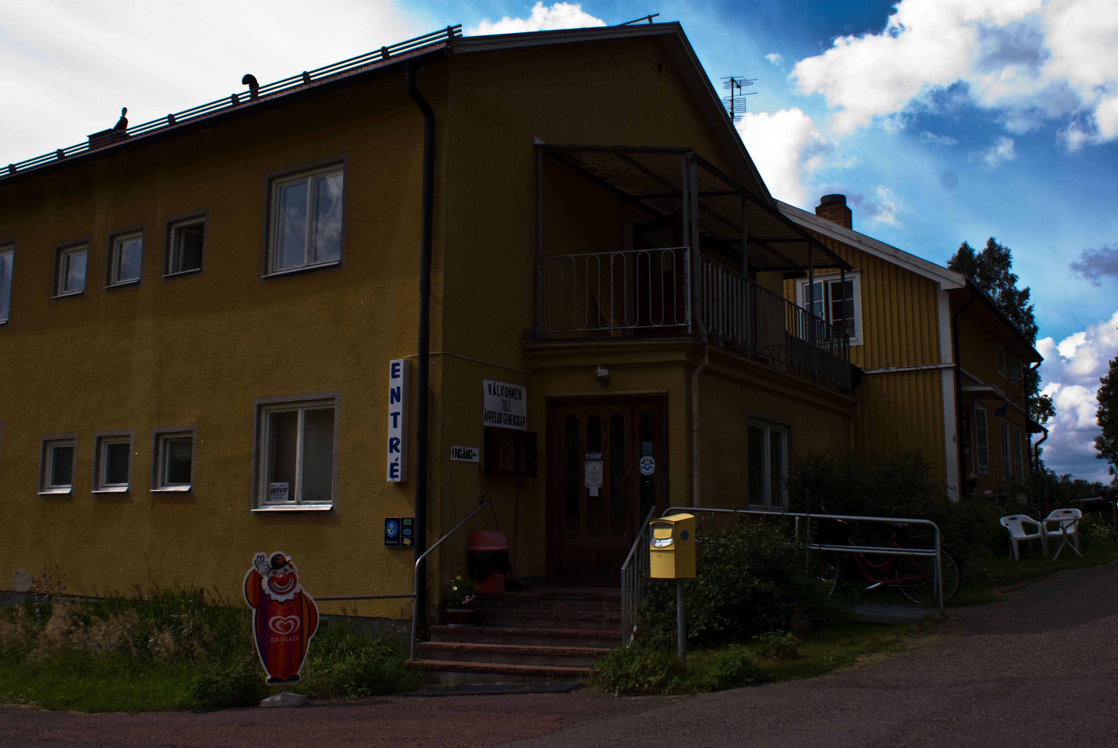 Sofia Bjurström, Äppelbo gemenskap