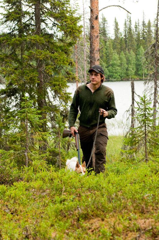 Game hunting at Lake Laggträsk