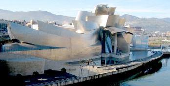 Excursion en autocar au Musée Guggenheim Bilbao par Le Basque Bondissant. Les mercredis