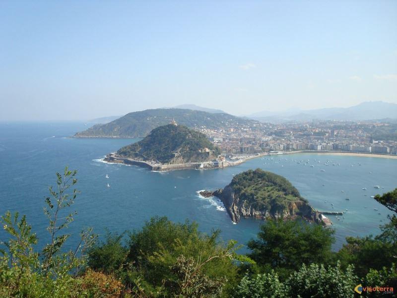 Excursion en autocar à San Sebastian par Le Basque Bondissant. Les jeudis