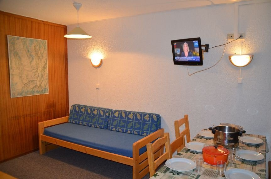 2 Rooms 6 Pers ski-in ski-out / ARAVIS 518