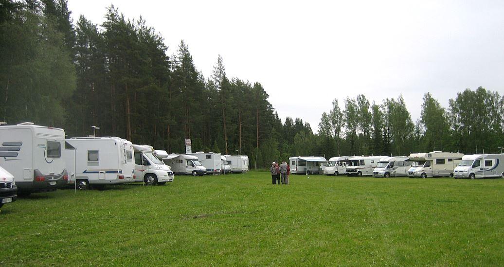 Ställplats - Myckelby