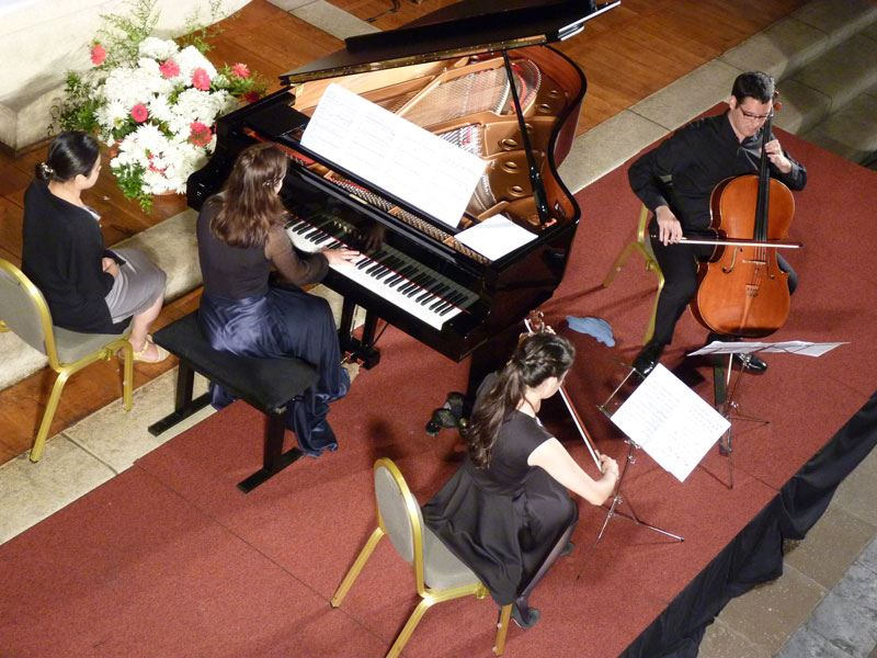 Activité Concert de Clôture du Samedi 12 septembre 2015, 15h00 - Auditorium Ravel de Saint-Jean-de-Luz