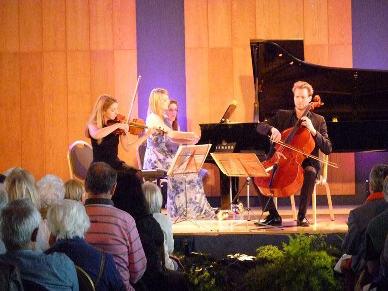 Activité Concert des Jeunes Talents du Jeudi 10 septembre 2015, 20h30 - Espace Culturel Larreko - Saint-Pée-sur-Nivelle