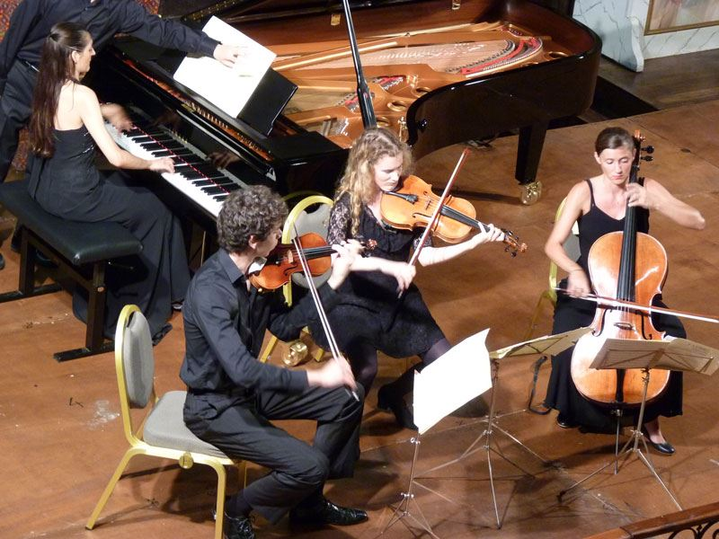 Activité Concert des Jeunes Talents du Samedi 12 septembre 2015, 11h00 - Auditorium Ravel de Saint-Jean-de-Luz