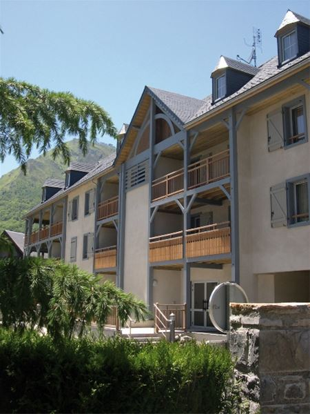 © OT ST LARY, HPRT15 - Résidence Lagrange Vacances *** à Saint Lary