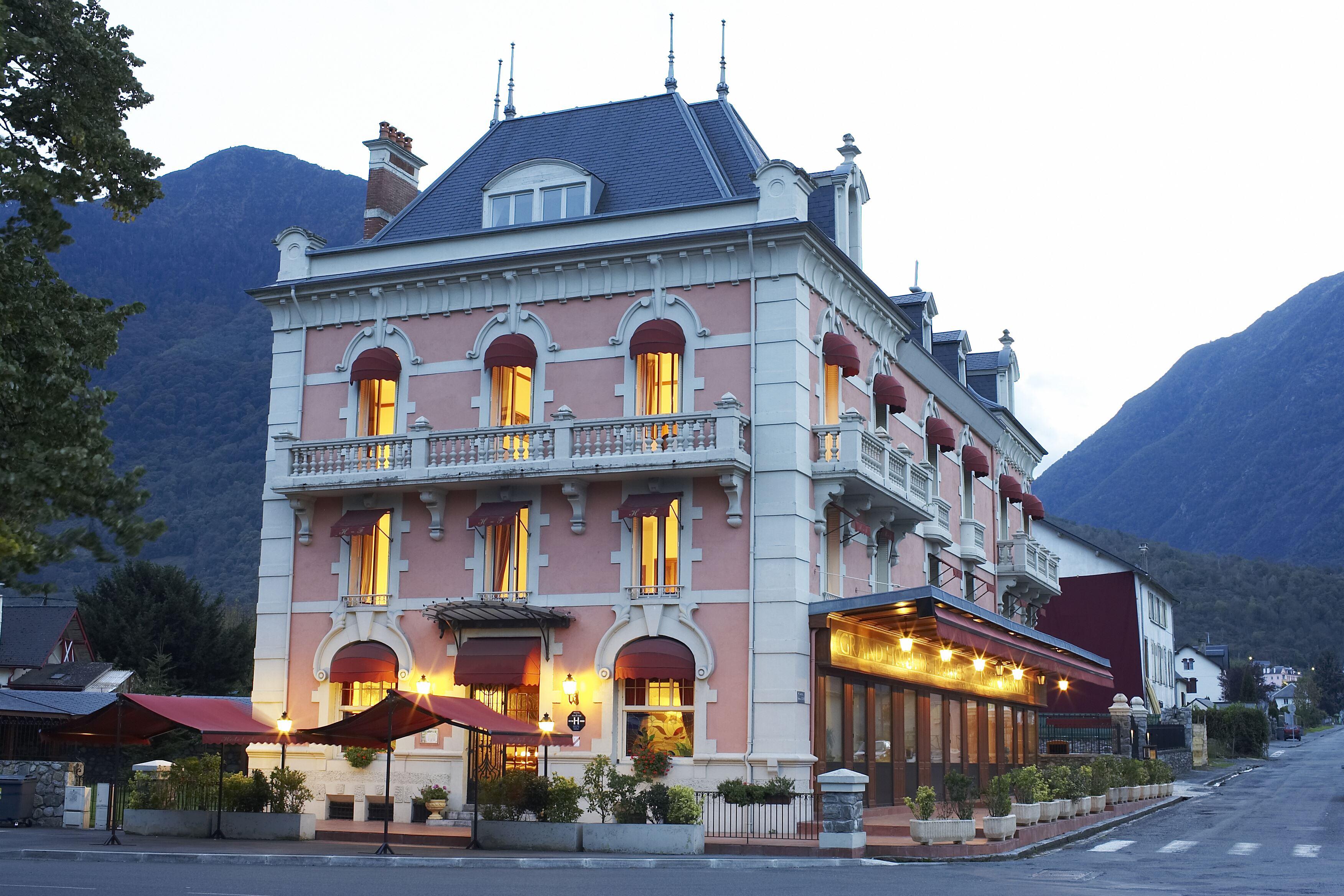 GRAND HOTEL DE FRANCE