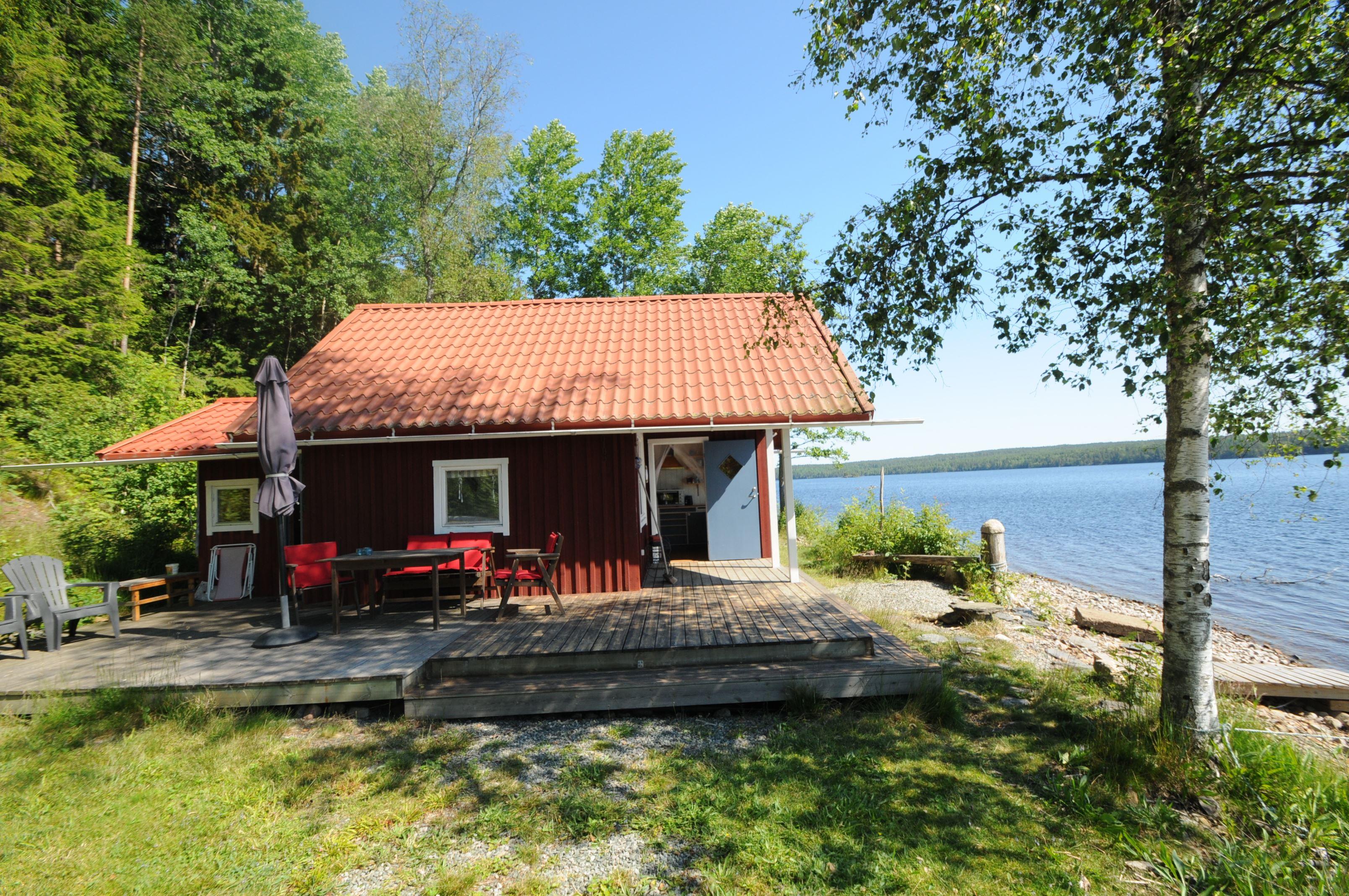 MLD157 Sjöstugan - Ferienhaus am See Erve