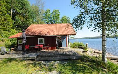 MLD157 Sjöstugan -Cottage by lake Erve