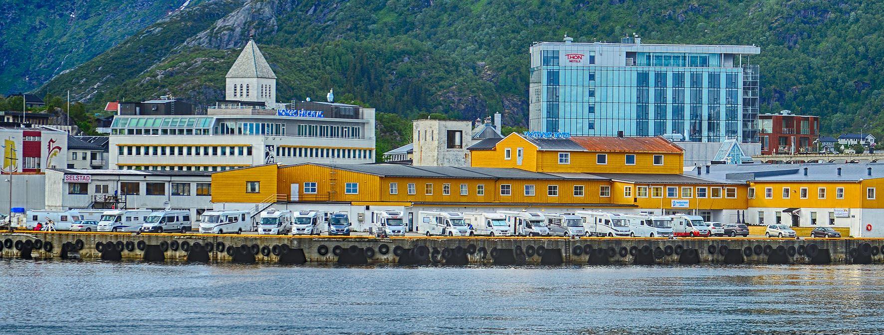 Bobilcamp Vestfjord